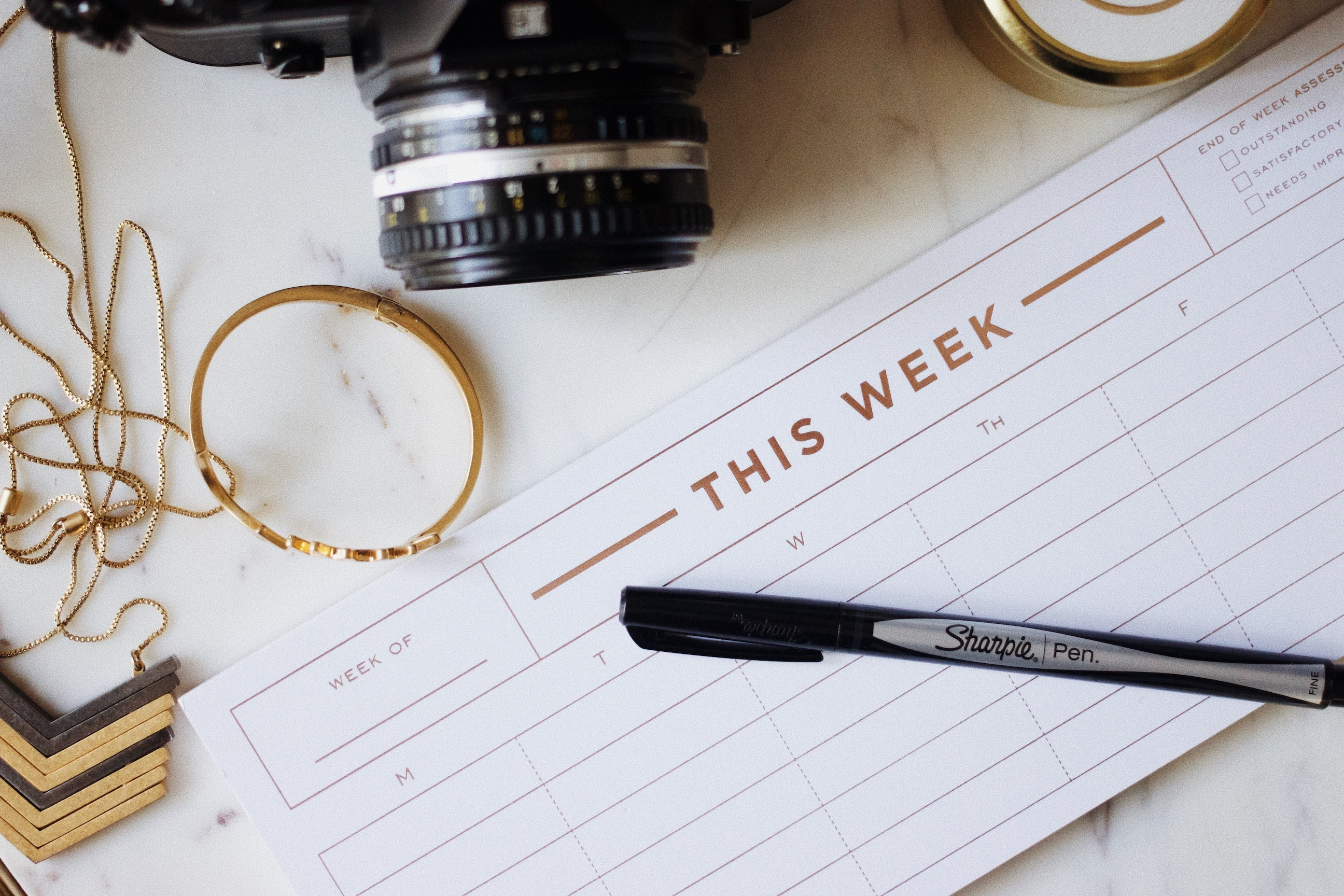 What I Learned from Tracking My Time for a Whole Week
