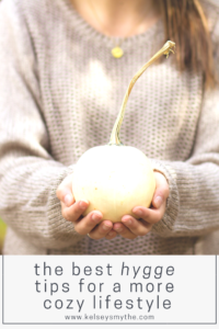 Best Hygge Book to Help You Cozy Up to Fall - how to have a happier and cozier lifestyle | www.kelseysmythe.com